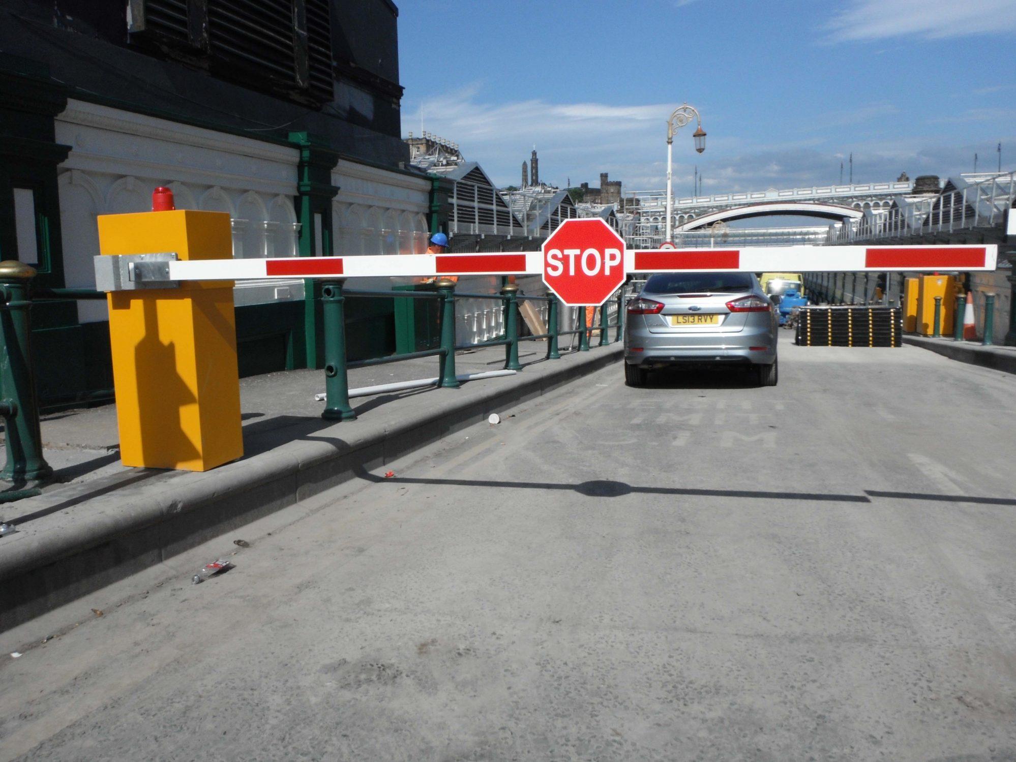 Traffic Management Amp Parking Vehicle Access Control
