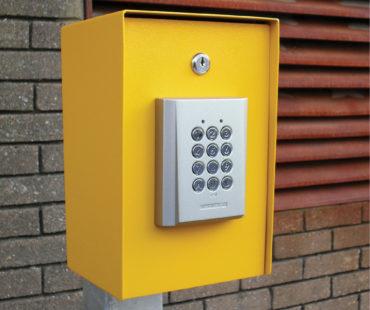 Avon Keypad access control