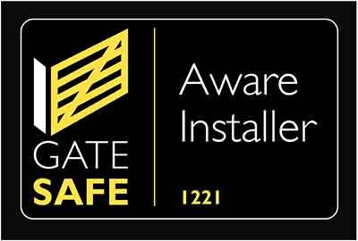Gate Safe Installer Logo Avon Barrier