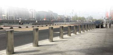 Bollards - Shallow Foundation Bollards - Avon Barrier