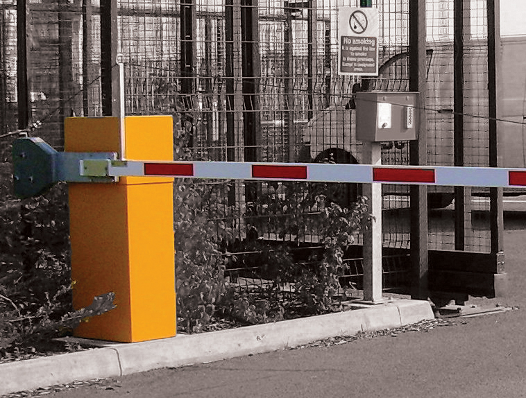 Avon EB750 Excel Barrier, security barrier, automatic traffic barrier