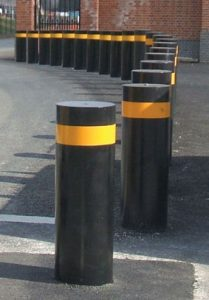 PAS 68 Static Bollards