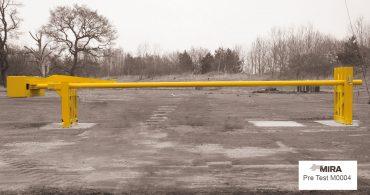 Avon Cedar Gate, PAS 68 impact tested, security gate, Newey barrier,