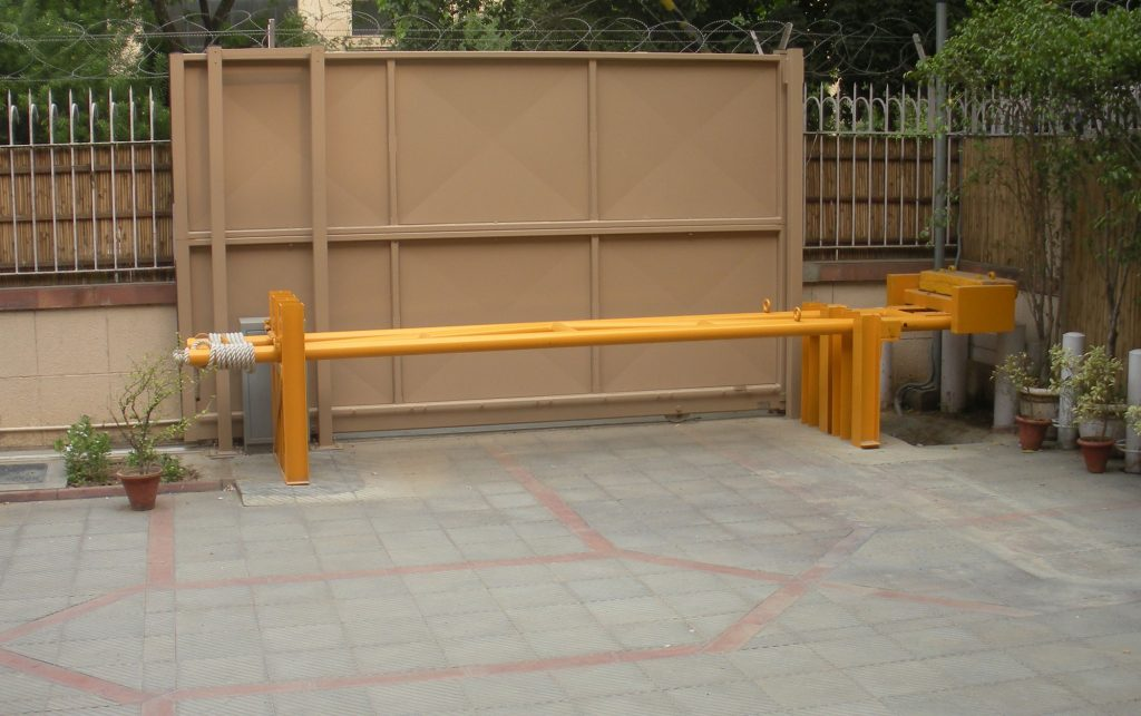 Avon Cedar Gate Is A Pas68 Impact Tested Security Gate
