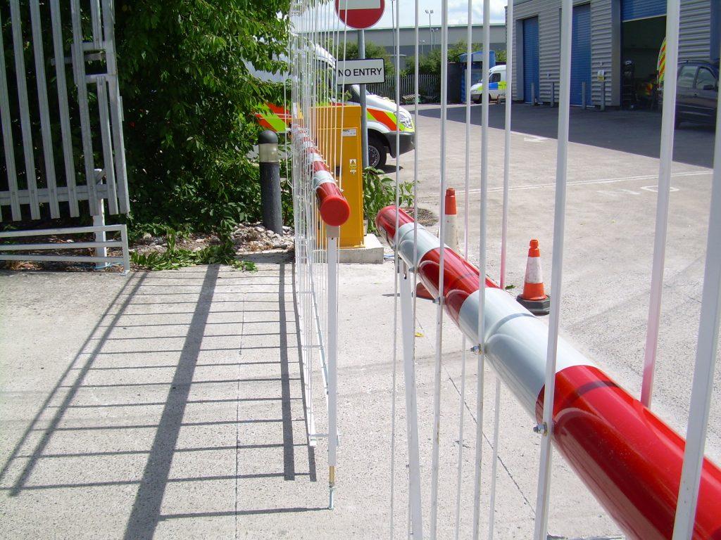 Avon Eb950 Triumph Security Barrier Avon Barrier
