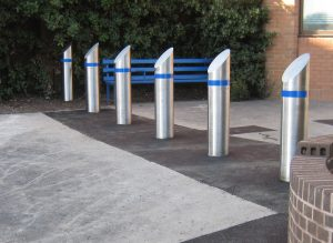 Stainless Steel Static Bollards