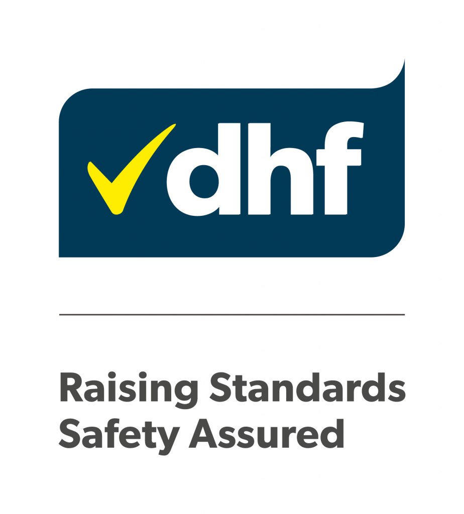DHF Raising Standards Safety Assured